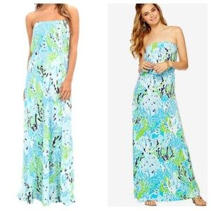 ✨LILLY PULITZER✨ maxi dress